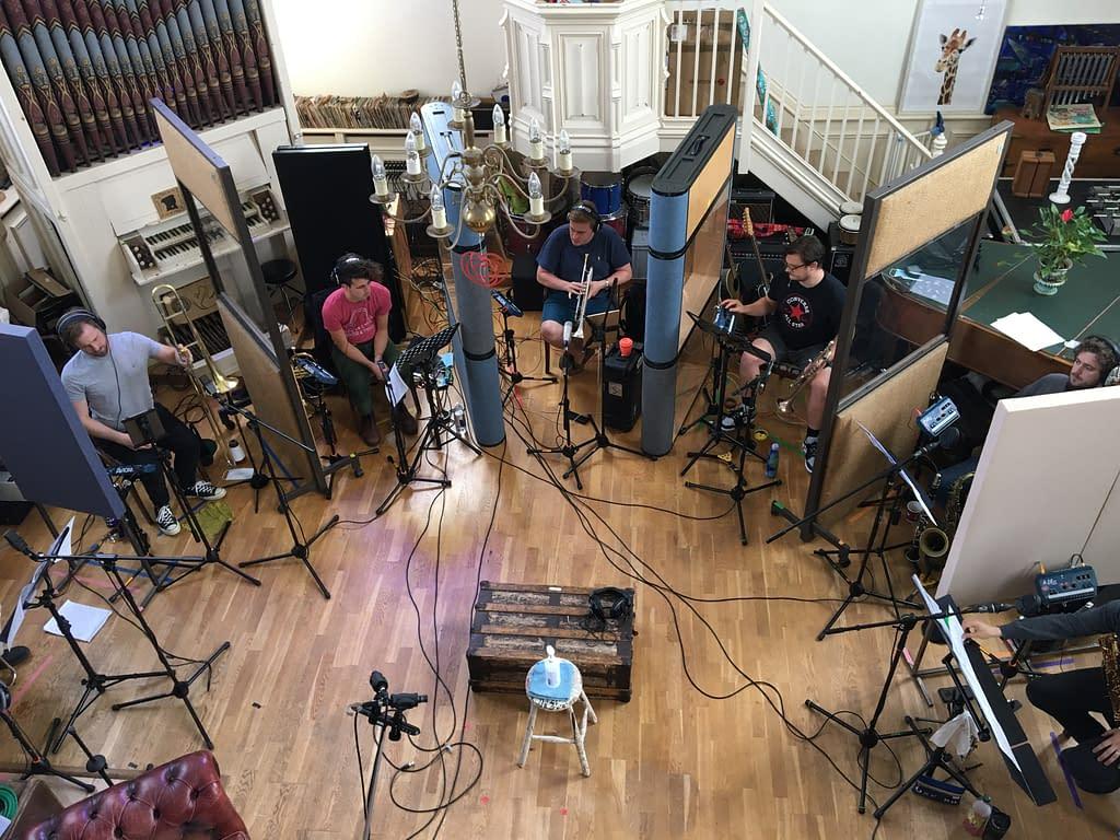 Isolated Big Band