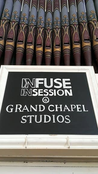 IN:SESSION @ Grand Chapel Studios with the University of Hertfordshire & sE Electronics