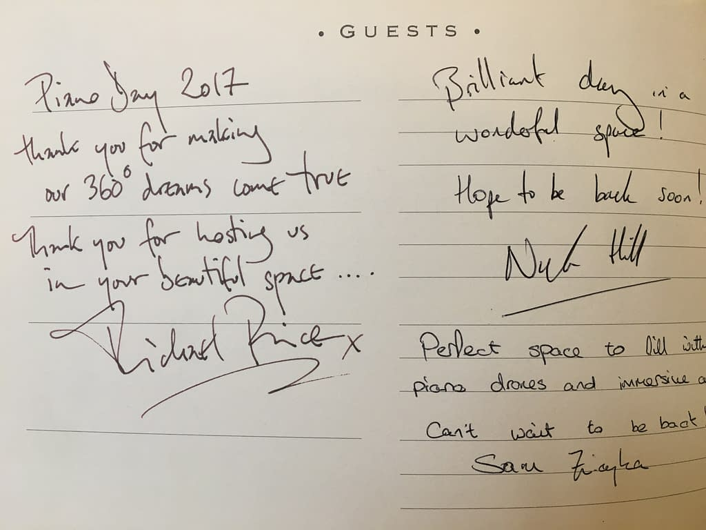 Michael Price Guestbook