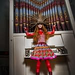 Grace InSpace by Kate Garner for Planet Notion @ Grand Chapel Studios