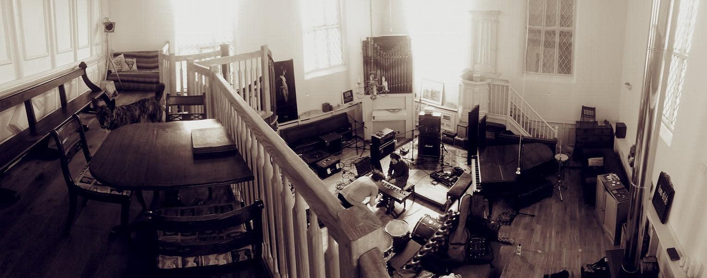 Grand Chapel Studios Recording